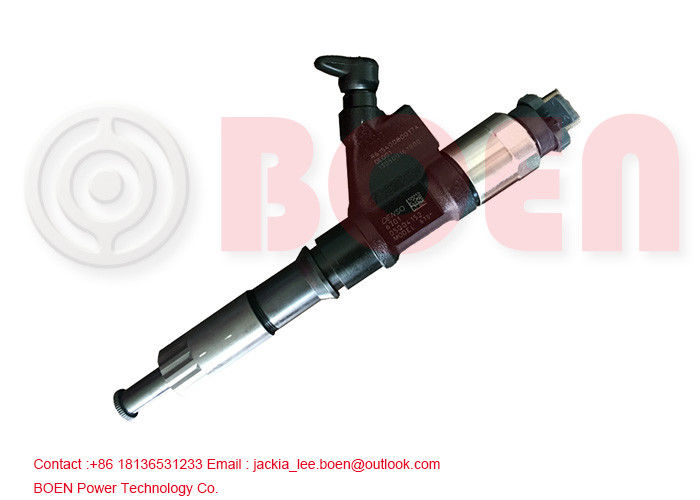 Howo Denso Diesel Fuel Injectors 095000-6701 Sinotruk R61540080017A 0.85KG Weight