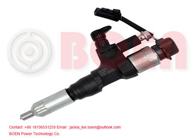 Injector Pump Parts Denso Common Rail Injector Unit 095000 5960 Bahan Baja Kecepatan Tinggi